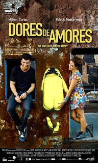 """Poster do filme """"Dores de Amores"""""""