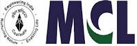 Mahanadi Coalfields Limited, MCL, Odisha, 10th, mcl logo, coal field logo