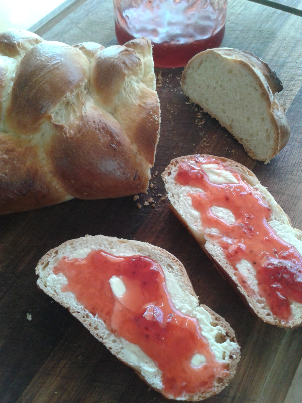 swiss bread zopf