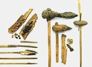 Armas Prehistóricas