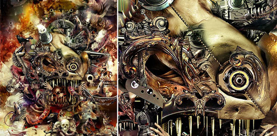 Tragiklabs Artworks Monsters Illustrations Inspirations
