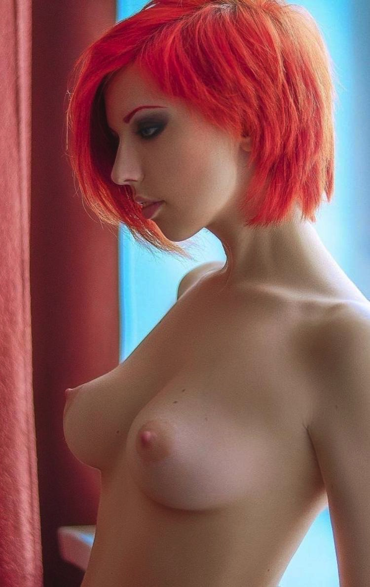 Short red haired elf nude sexy vids