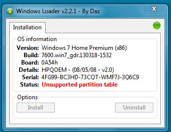 download windows 7 loader 2.2 by daz
