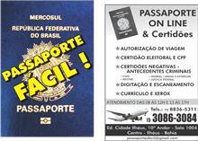 passaporte facil!