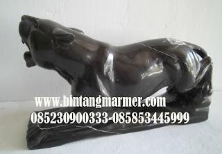 Jual Patung Harimau Batu Marmer