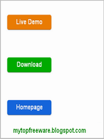 How To Add Live Demo, Download, Hompage Buttons To Blogs