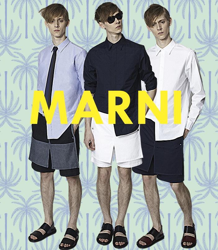 marni menswear ss14