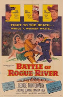 RIO DE SANGUE - 1954
