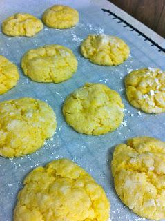 St. Louis Gooey Butter Cookies