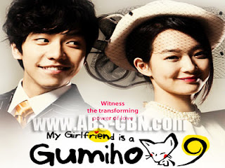 Watch My Girlfriend is a Gumiho Pinoy TV Show Free Online