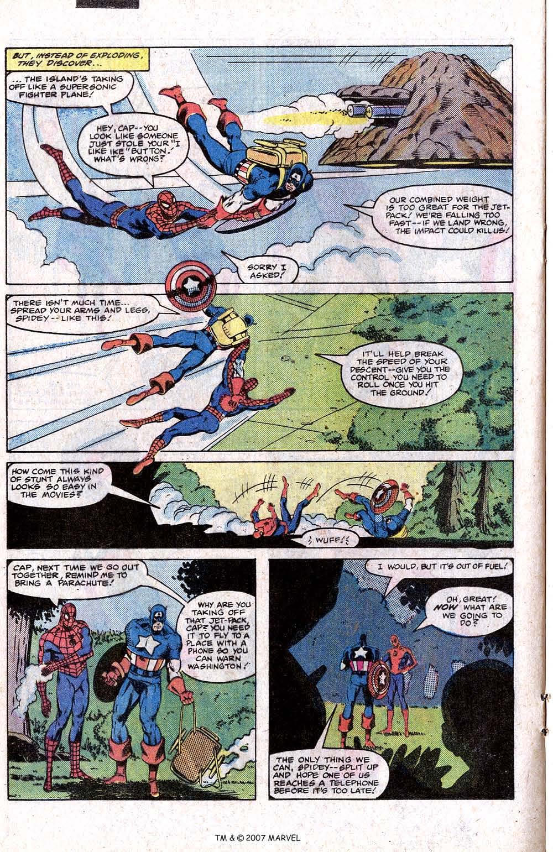 Captain America (1968) Issue #266 #181 - English 20