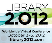 Library 2.012, 3-5 October, 2012, Online