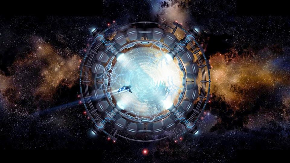 article wormholes dead faster than light travel