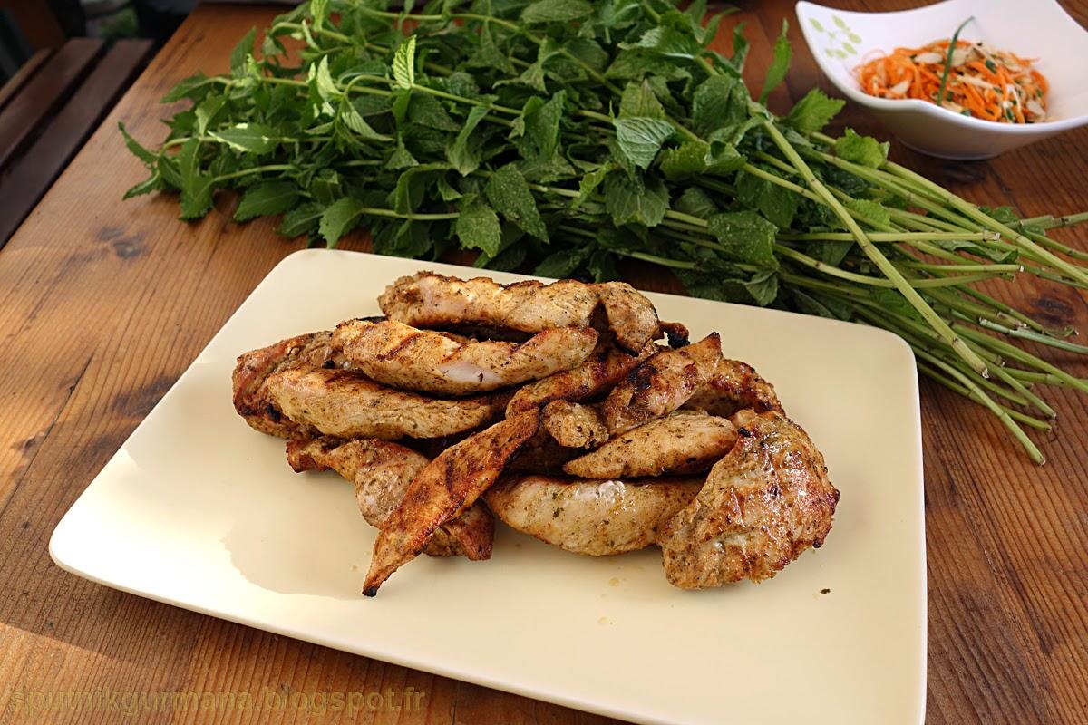 Куриное филе со специями для Плова
