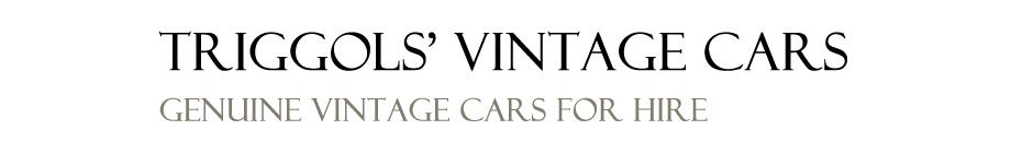 Triggols Vintage cars