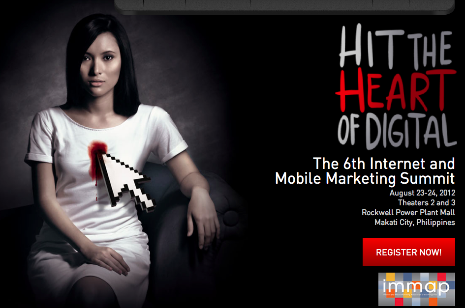 Philippine Ads: 6th Internet and Mobile Marketing Summit