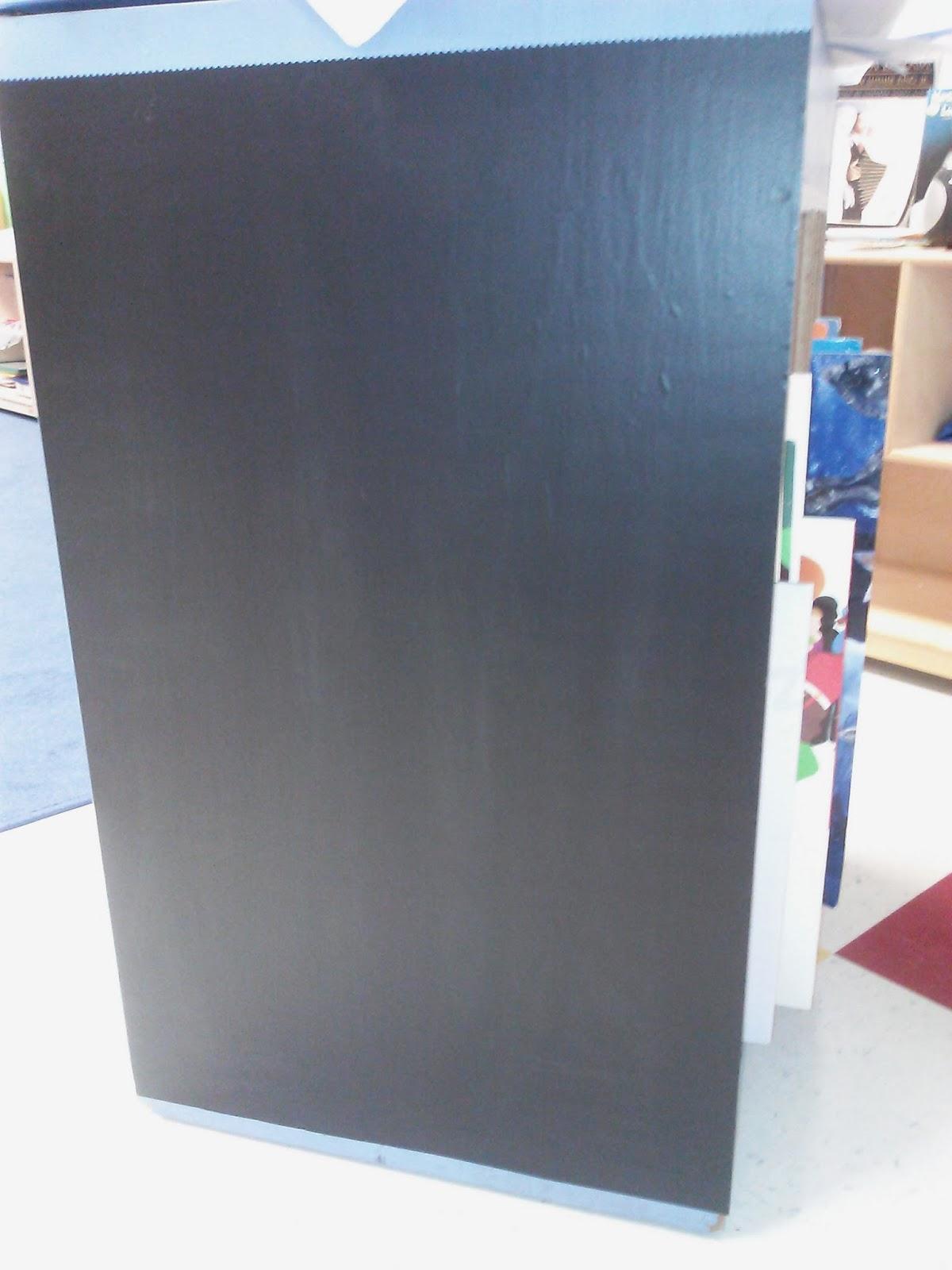theresa s teaching tidbits big book stand makeover