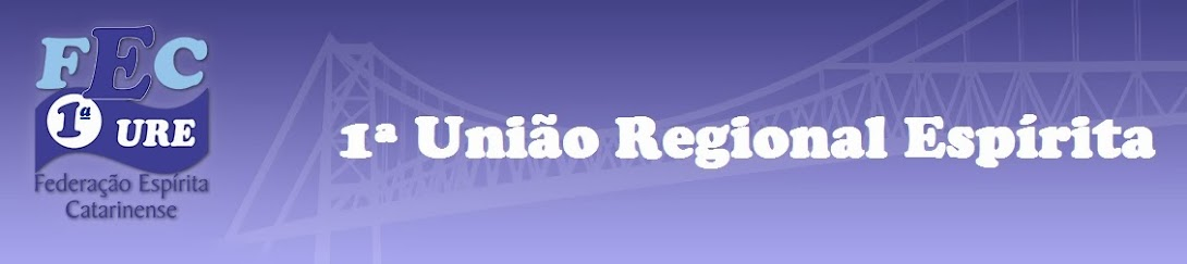 1ª União Regional Espírita
