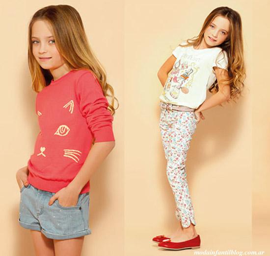moda primavera verano 2014 nucleo nenas
