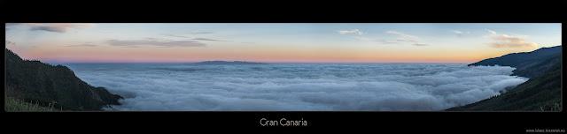 Kocewiak - Gran Canaria - Panorama