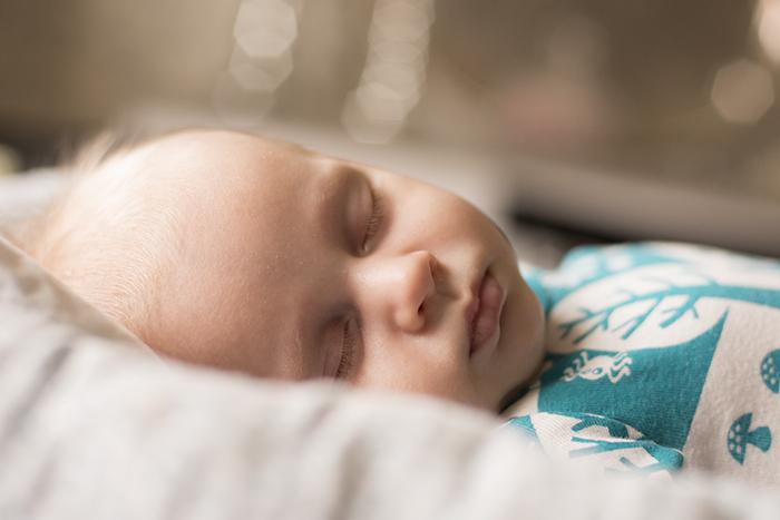 sömn, rutiner, bebis, nilla nyfiken