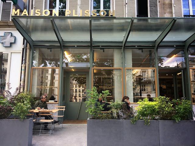 La Maison Plisson, Paris, France