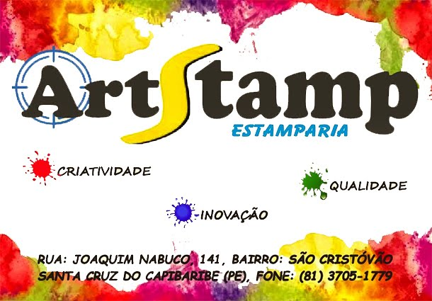 ART STAMP ESTAMPARIA