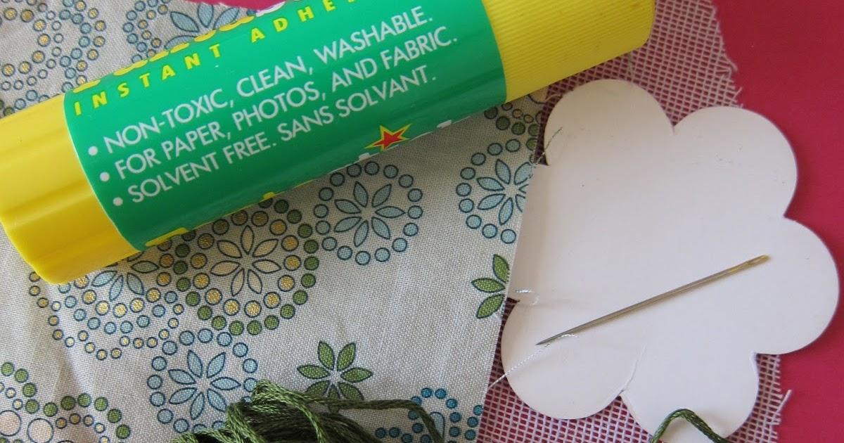 Royce's Hub: Hand Applique Using Blanket Stitch - A Tutorial
