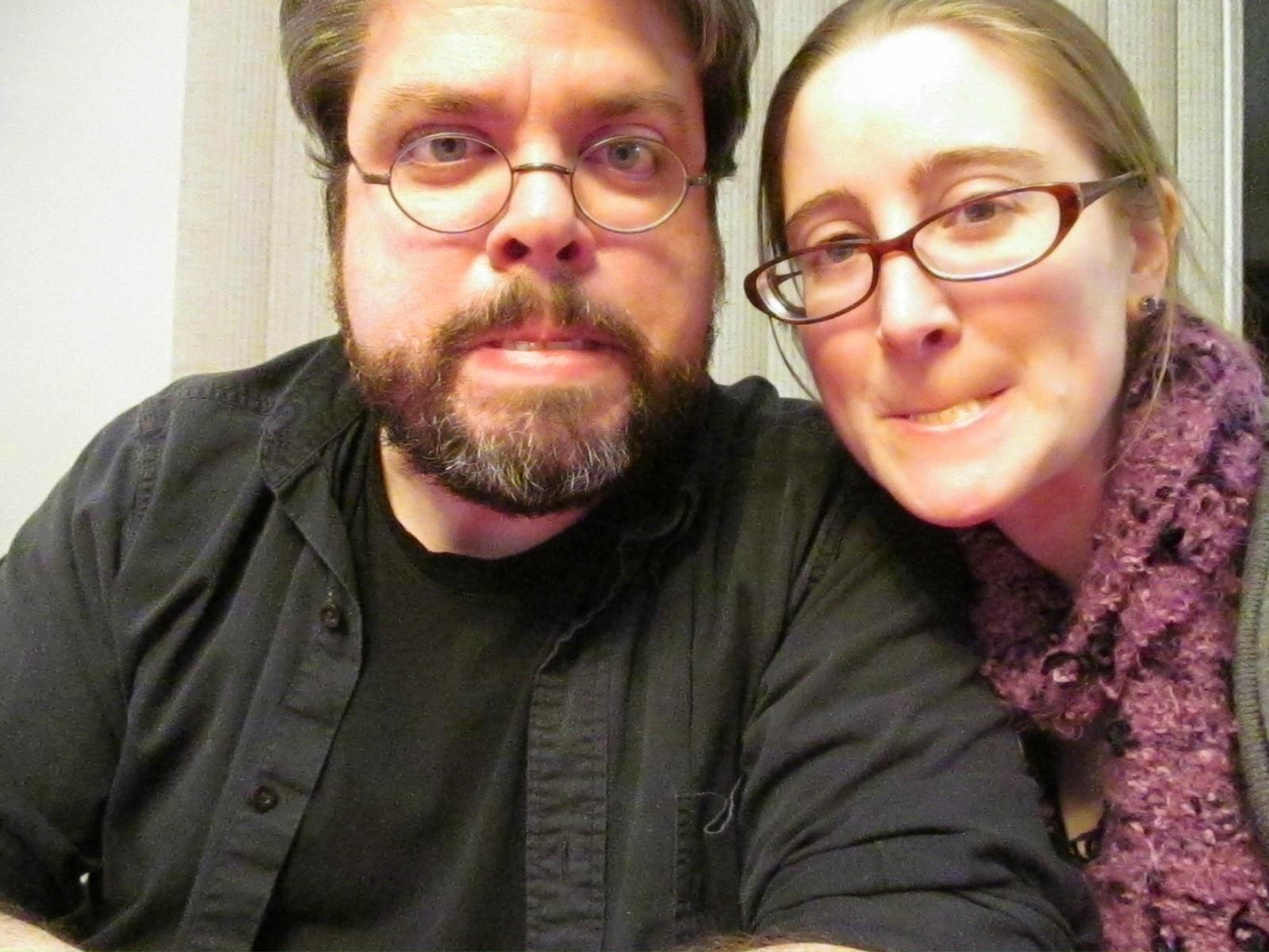 Jack & Colleen - ogres 4 life!