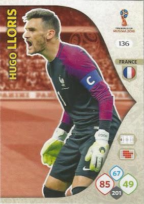 N°166 MATHIEU VALBUENA # FRANCE PANINI CARD ADRENALYN WORLD CUP BRAZIL 2014