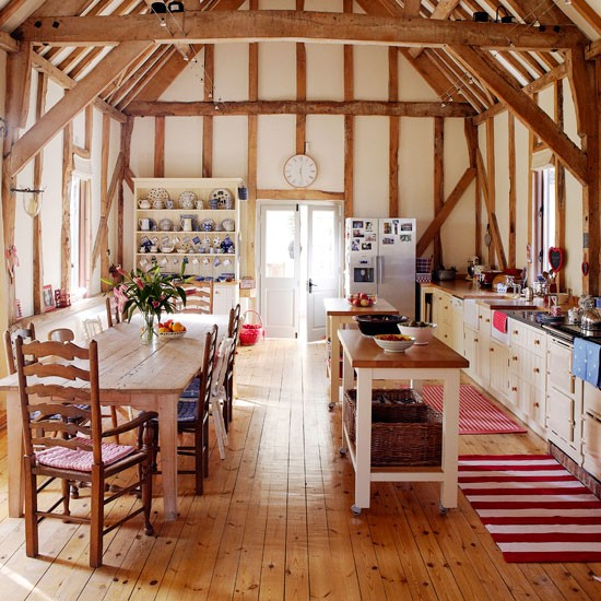 New home interior design be inspired by a cosy cottage in for Interior country home designs