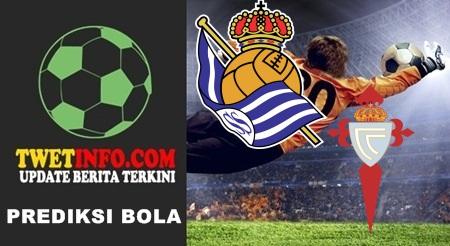 Prediksi Real Sociedad vs Celta de Vigo