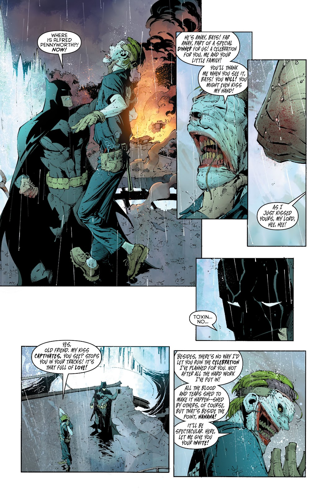 Batman (2011) Issue #15 #30 - English 7