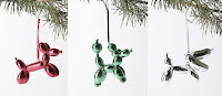 Balloon Dog Ornament1