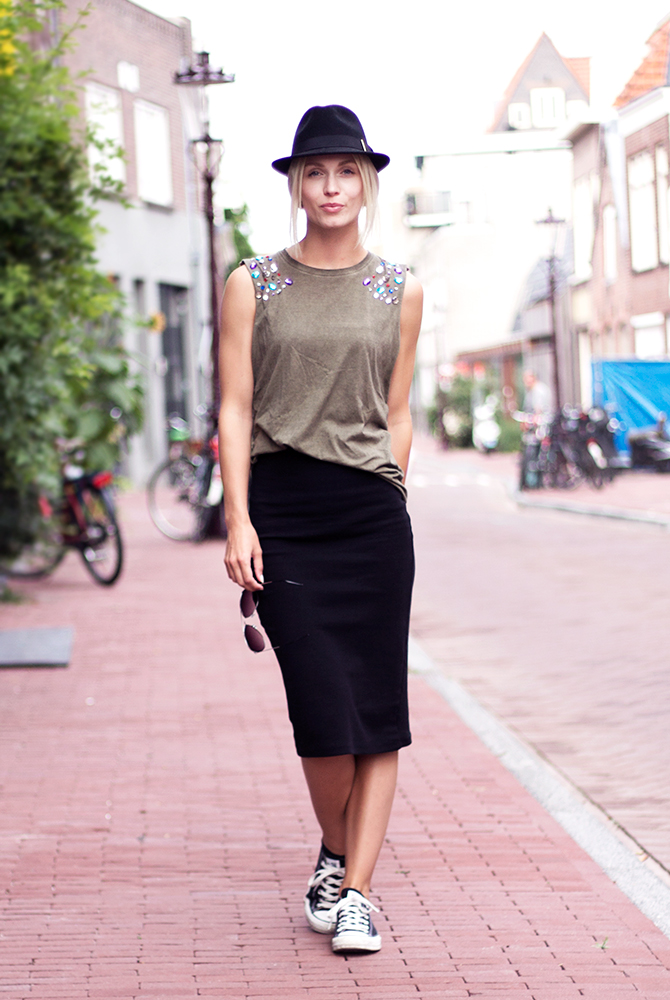Fashion Attacks outfit ootd Amsterdam Oud West