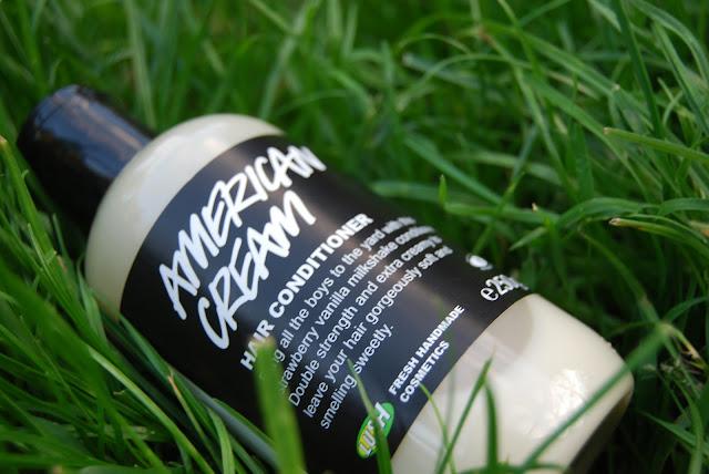 American Cream Conditioner Lush