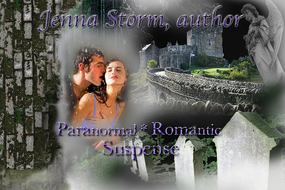 Jenna Storm Paranormal Romance Author