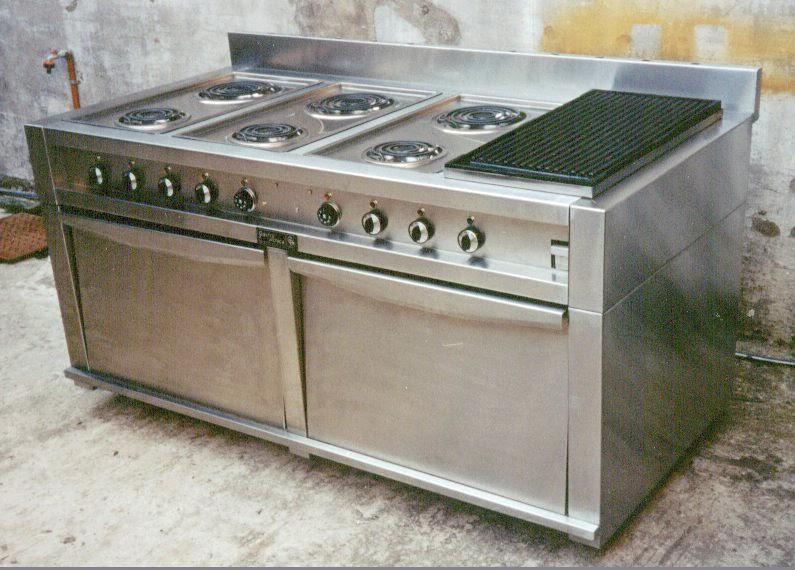 Aguirre soluciones integrales cocinas electricas for Cocina a gas y electrica