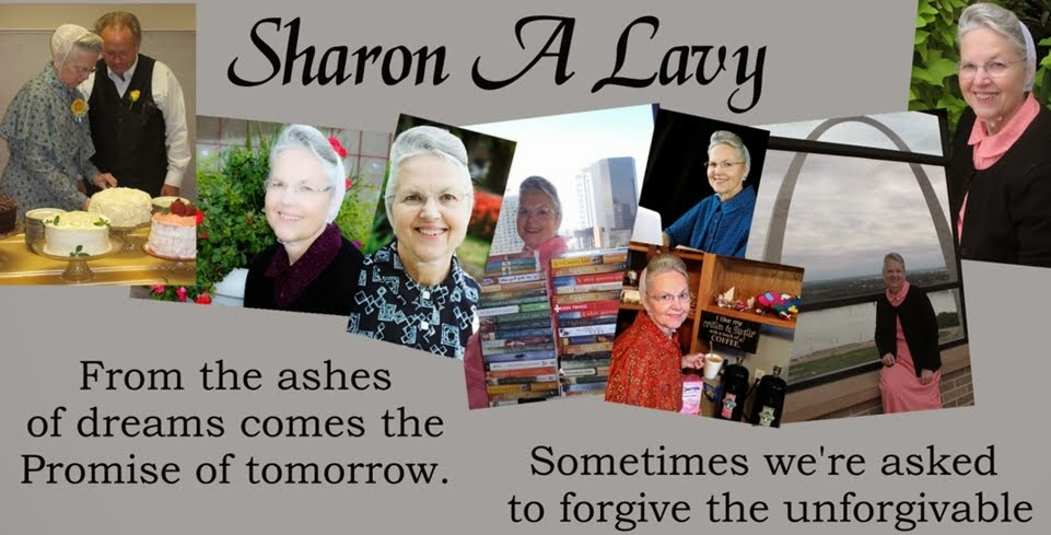 Author Sharon A Lavy