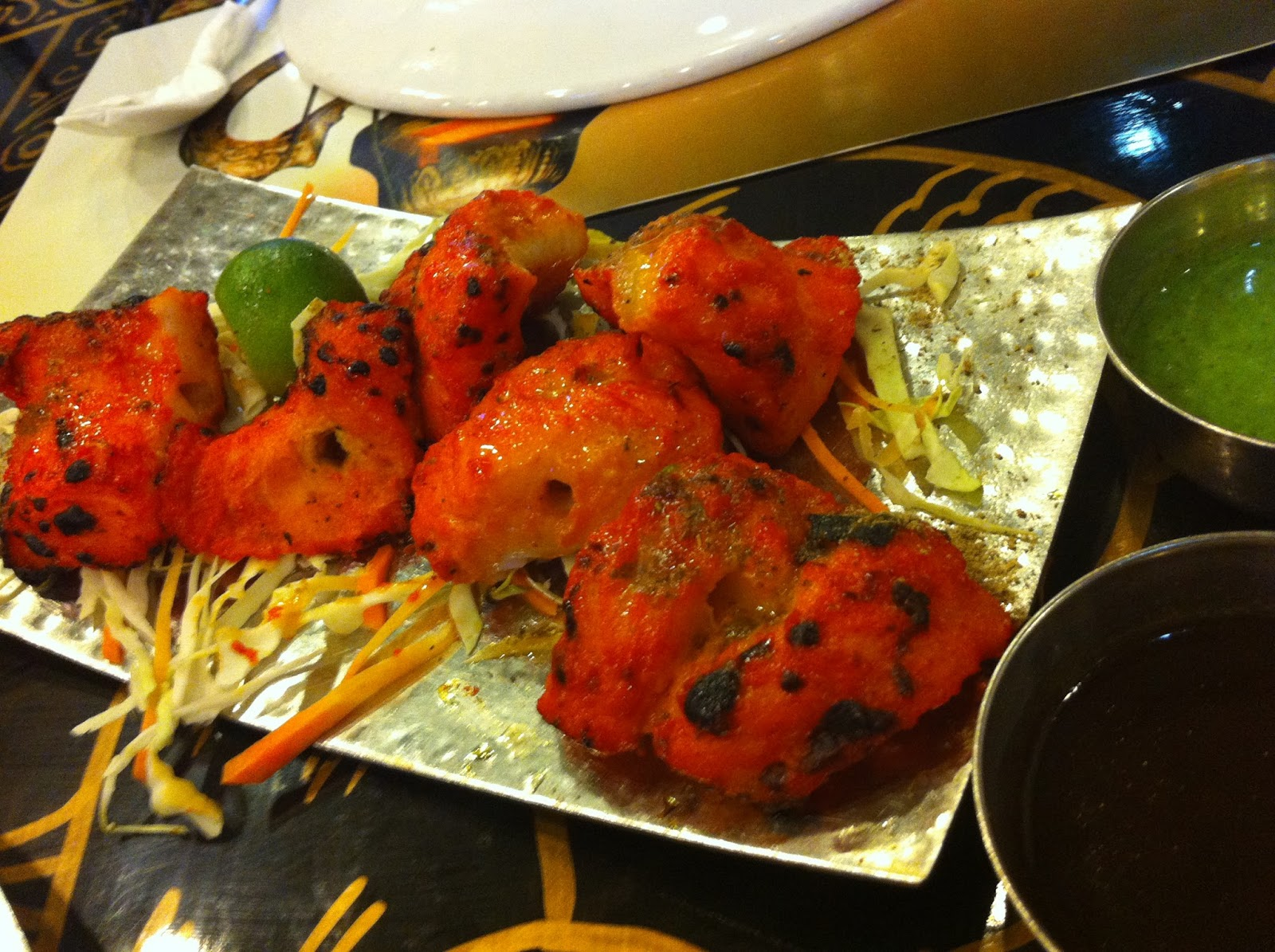 Cafe mobility new bombay authentic indian cuisine at hv for Authentic indian cuisine