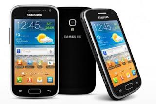 Samsung Persiapkan Update Jelly Bean Untuk Galaxy Ace II