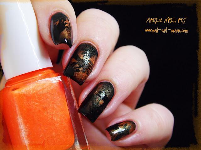 Nail Art Ombres Terrifiantes6