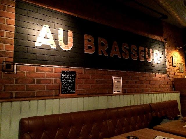 Au Brasseur Strasbourg