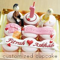 custom cupcake