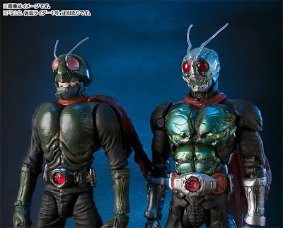 Bandai SIC Kamen Rider 1 (Shin Ichigo) Figure (New Version)