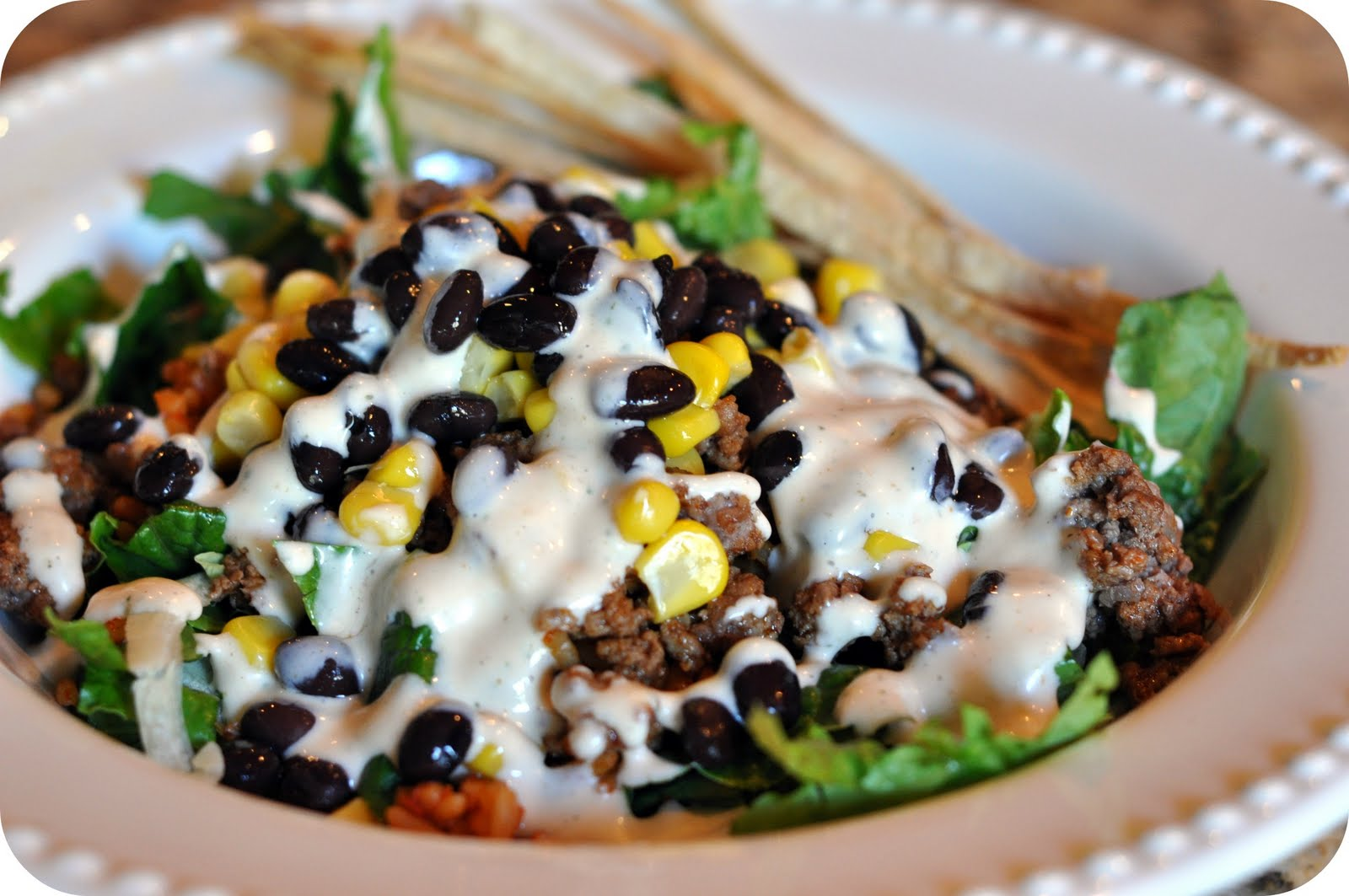 Deep South Sweets: Deep South Eats: Chipotle Ranch Dressing