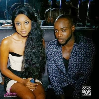 yvonne nelson birthday party london