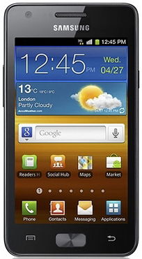 Samsung Galaxy R I9103 Android