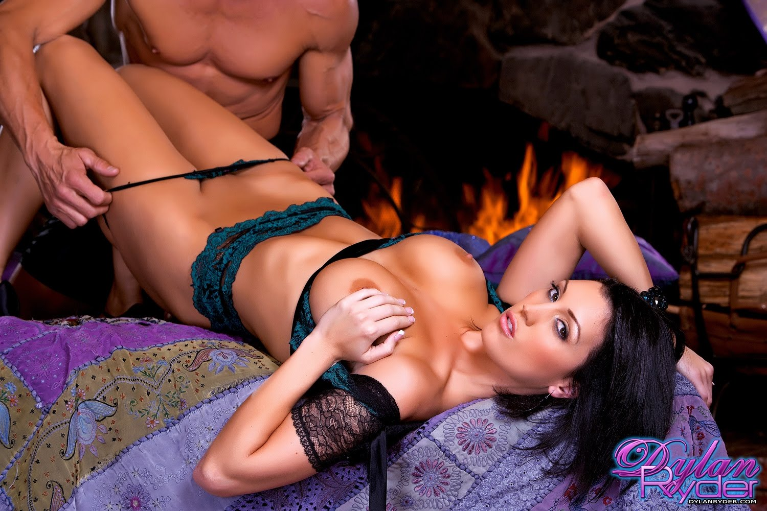 dylan ryder and tommy gunn get it on