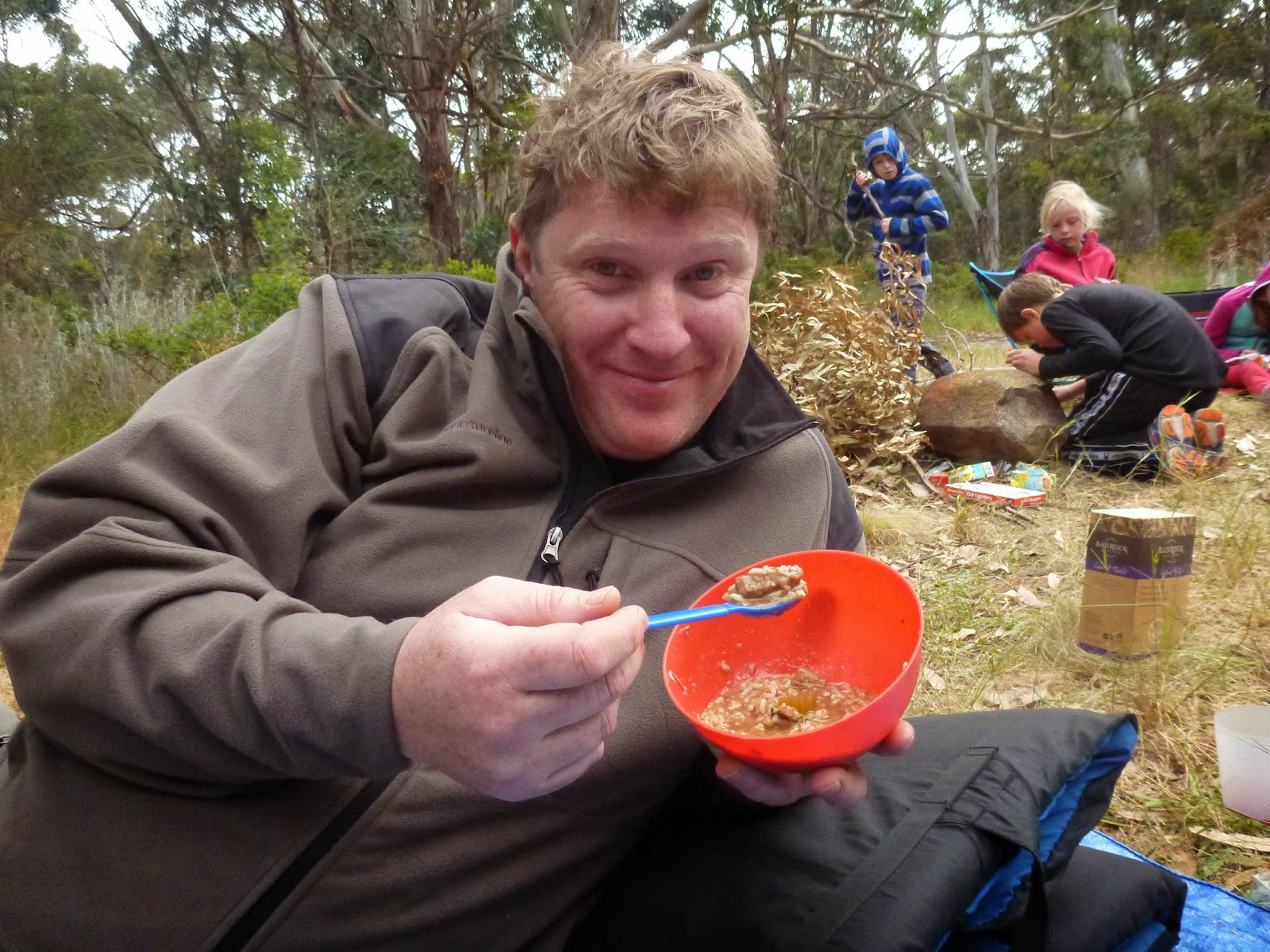 Tassie Rambler November 2014 Line Circuit Blog The Kids No Are Fine Theyre Just Behind Me Playing With Matches Now Leave Alone Im Eating This Yummy Casserole